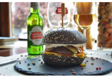 Black Hot Burger 360gr