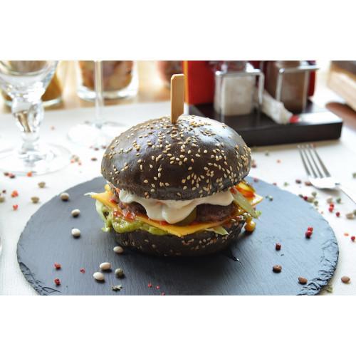 Black Hot Burger 360gr