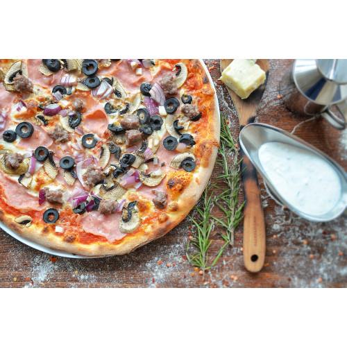 Pizza Boscaiola 570gr