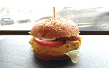 Burger Vegan 350gr