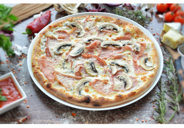 Pizza Carbonara 520gr