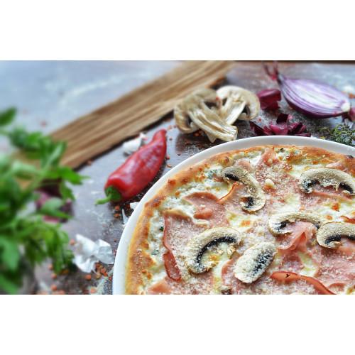 Pizza Carbonara 520gr