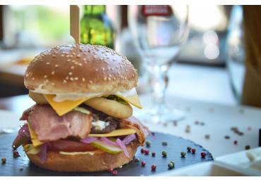 Croco Burger 400gr