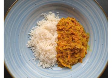 Curry De Varză Cu Morcovi 400g