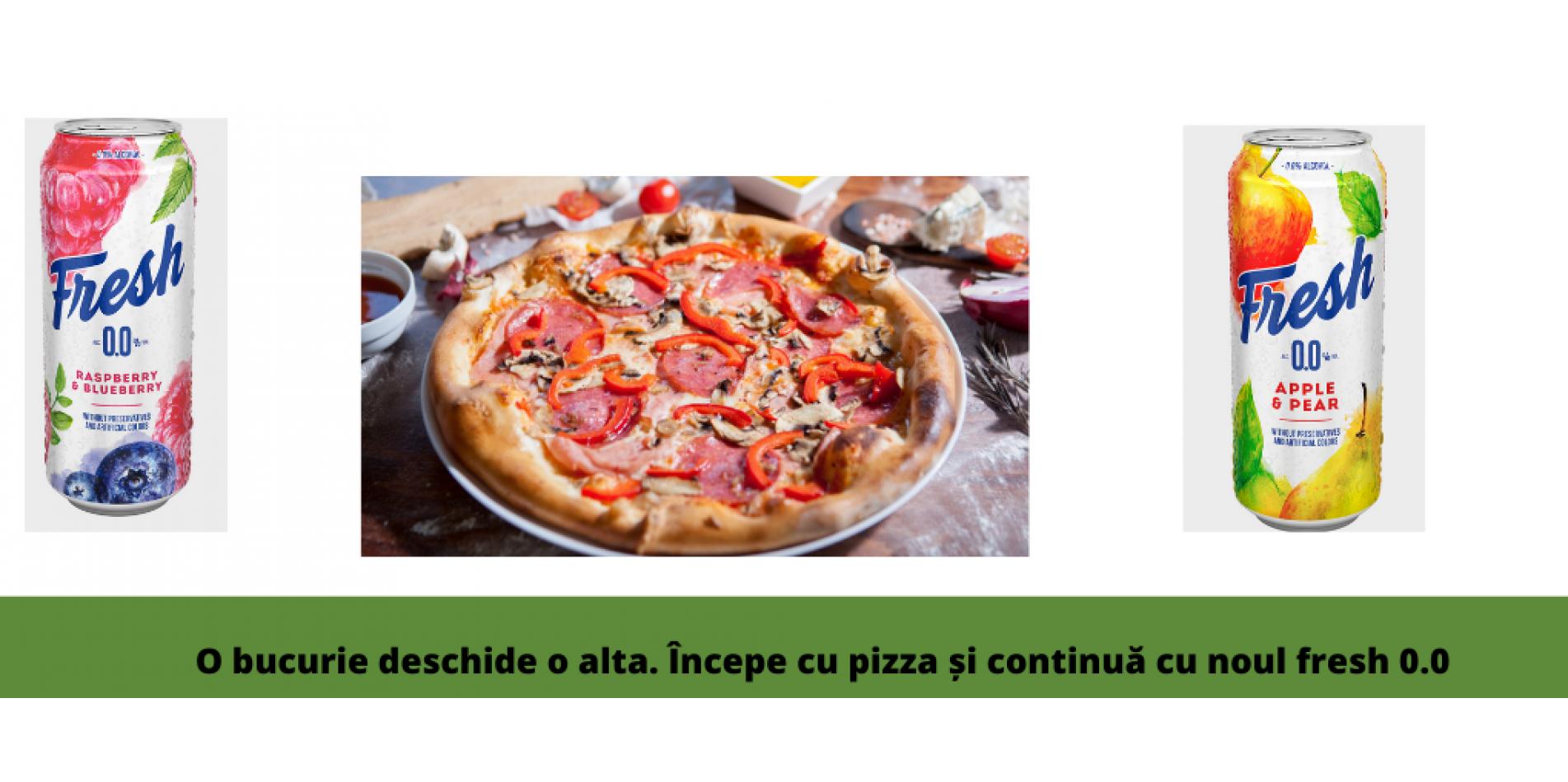 Pizza Croco