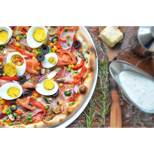 Pizza Mini-Bomba 670gr