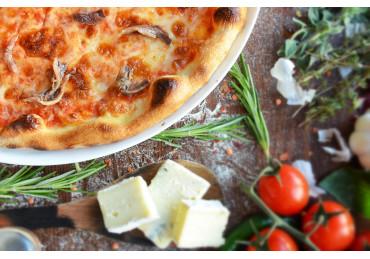 Pizza Napoli 370gr
