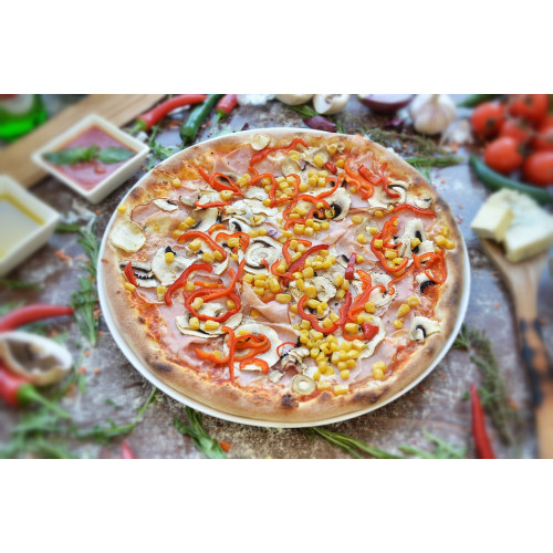 Pizza New Croco 580gr