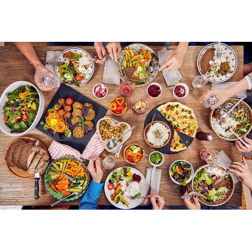 Platou Vegetarian 1.200 Kg