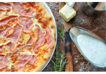 Pizza Prosciutto 430gr