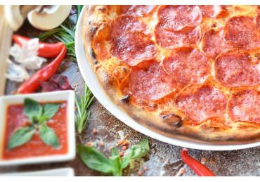 Pizza Salami 430gr