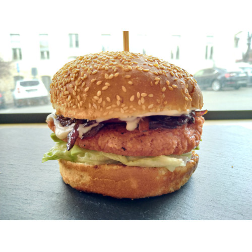 Super Veggie Burger 350gr