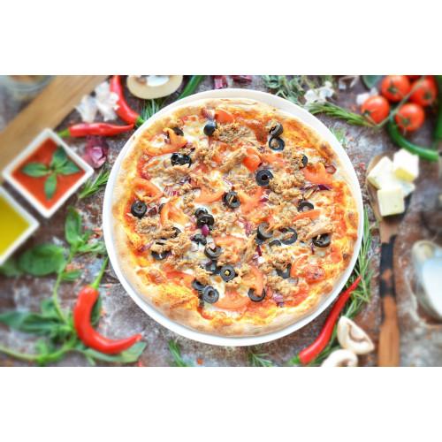 Pizza Tonno E Cipolla 510gr