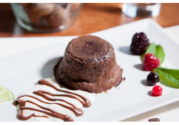 Tortino Al Ciocolato (Lava Cake)